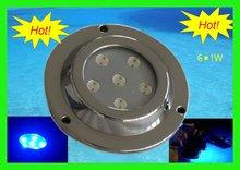 6W LED Swimming pool light