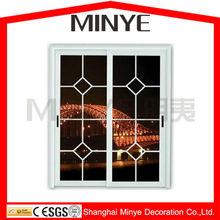 aluminium bedroom sliding doors/office sliding glass door/office interior sliding door
