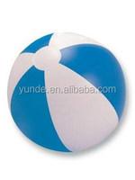 PVC beach ball inflatable pvc ball for kids game