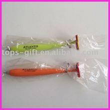 Soft PVC promotional pen