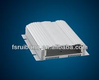 custom extrusion small aluminum case