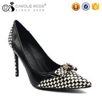 Brazilian women modern elements fancy nice high heel shoes