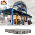 Boa permeabilidade especialmente argila areia fundição linha de produção da china / pesquisa independente