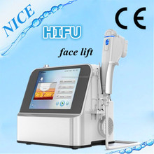 No Surgery or Injection HIFU Machine for Face Lifting and Wrinkle Removal