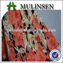 dty mulinsen 4 tramo manera impresa patrón de verificación de la tela