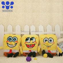 Good quality Sponge Bob Squarepants with hands and feet plush stuffed toys