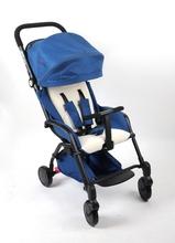 Buena calidad del cochecito de bebé asiento desmontable niños cochecito