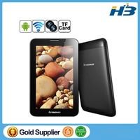 Original 7 inch Lenovo A3000 tablet PC 3G Phone Call Quad Core MTK8389 1GB RAM 4GB/16GB ROM two Camera GPS Bluetooth WIFI OTG PC