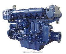 GOOD QUANLITY ! Weichai X6170ZC series 6 cylinder marine inboard engine for sales in China