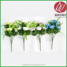 Popular new products simulation artificial flower poppy