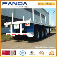 Container Dolly Semi-Trailer/ Tractor Trailer Price Competitive(Lowbed,Side Wall,Fence,Tanker,Box etc Optional)