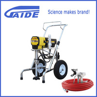 Brushless motor and high pressure airless paint sprayer for GD-1150