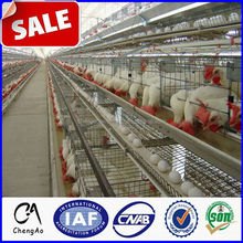 Frame A H type cool galvanized broiler chicken meat cage