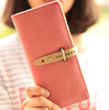 Woman Lady Faux Leather Wallet Purse
