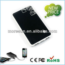 Small business 2013 fashionable promotional gifts 18650 charger battery regenerator with 6000mAh for Laptop Computers