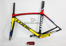 chinese carbon road bike frame look 695