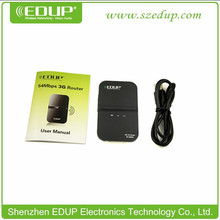 54Mbps GSM UMTS 3G Portable Wireless Wifi Router with SIM Slot & Power Bank