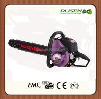 78/82cc garden tool chain saw bar oregon for firewood cutting