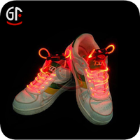 Halloween Giveaways Colourful Printed Led Shoelaces Supplier