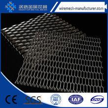 trade assurance decorative aluminum expanded metal mesh panels good price