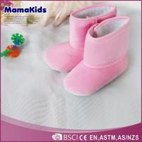 Nice children boots kid's snow boots warm short winter boots