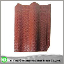 red ceramic tile floor roof made in china