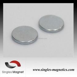 sintered ndfeb neodym disc magnet hs code generator permanent magnet
