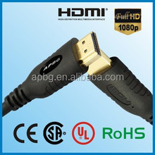 Gold Plated HDMI Cable 10m Support 4k*2K,1080p,3D,Ethernet