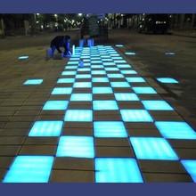 hj solar energe led brick light with waterproof