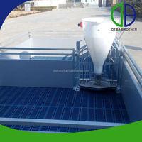 Factory Price Hot Dip Galvanized Pig Cages Pig Cage Equipment
