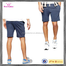 63/37 Cotton Polyester Men's Shorts with Draw-Strings