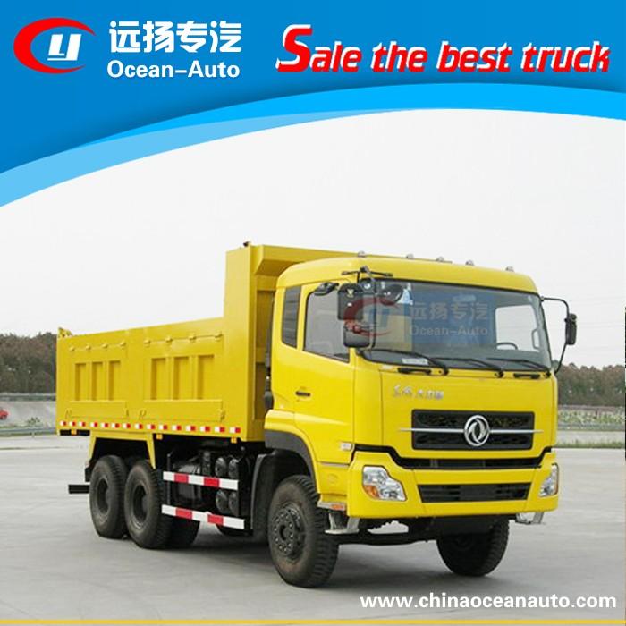 dongfeng nouveau style 6 4 camion benne basculante benne camion avec des prix bas pour vente. Black Bedroom Furniture Sets. Home Design Ideas
