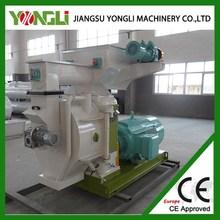 Cottonseed hulls wood pellet press making machine