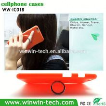 earphone jack accessory with ABS plus PC Material