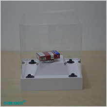 2016 the most popular wall-mounted acrylic cigarette display case/box