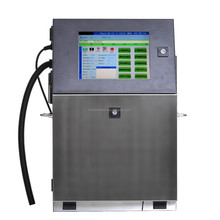 Industrial cheap small touch screen label printing machine for sale