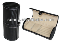 Cool Travel Style China Producing Customize High Quality Carbon Fiber Business Gift Set