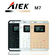 Mini child basic card cell low radiation phone pocket mobile phone
