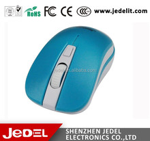 Wholesale Alibaba Colored Wireless Mouse for Computer Laptop Tablet PC 2.4G