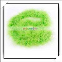Wholesale! Marabou Grass Green Feather Boa