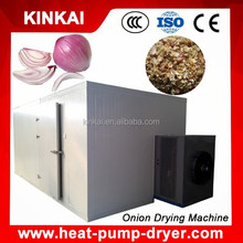 Professional Batch Vegetable Dryer Onion Drying Machine, Energy Saving 75%