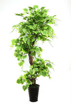 2014 hot selling SGS standard new design garden products exotic and tropical bonsai artificial plant and flowers----0475