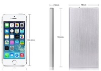 cheap power bank 8000mah for mobile phone and iphone5 and smartphone