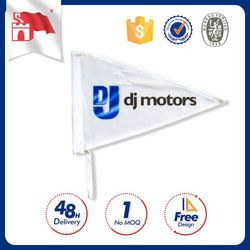 Best Price Professional Factory Supply Pennants To Bikes