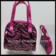 pvc printed leather pvc leather for bag