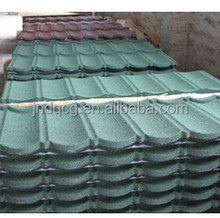 China Best Roof Material Stone Coated Metal Tile Corrugated Galvanized Metal Roof sheet