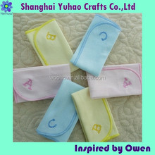 Baby face towel cotton terry towelling material towels OEM/ODM Manufacturer supply