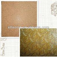 high density wood fiber board 1220*2440mm from factory
