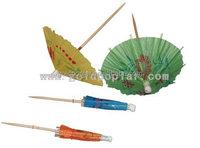 factory stocked hot sale parasol picks
