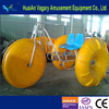 Amusement park equipment aluminum water tricycle,water sports, water bike